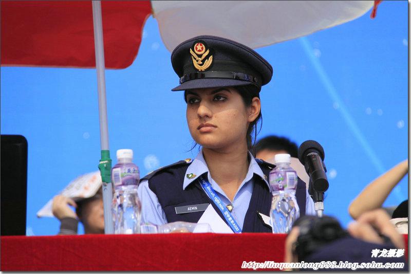 巴基斯坦美女空军