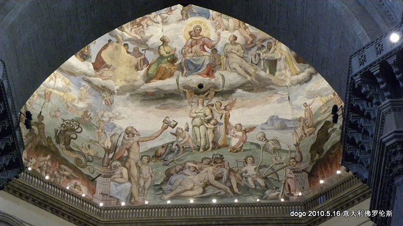 洲游29 佛罗伦斯的大卫雕像
