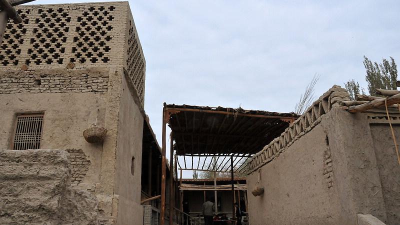 风情新疆(16):维吾尔族古村落