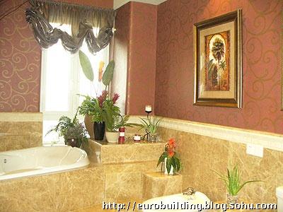 客厅效果图设计楼梯间 浴室 景观 2009中国室内设计明星大赛
