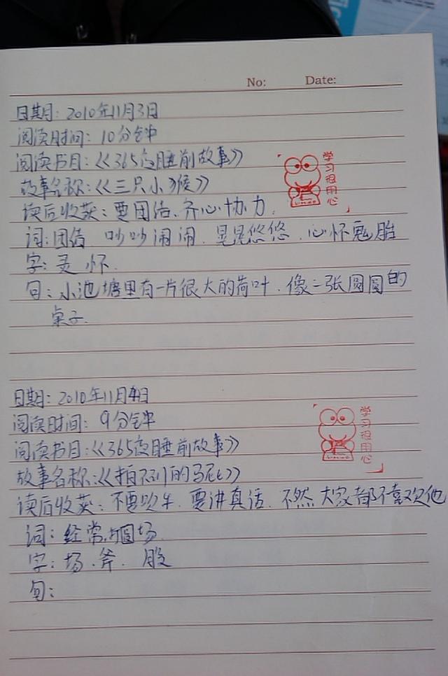 读书笔记-快乐的一年级三班-搜狐博客图片