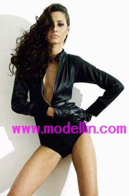 615-tayna(塔尼亚)-时尚靓丽的女模特