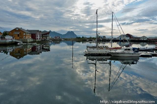 峡湾之国挪威 罗弗敦群岛之清晨(lofoten-1)