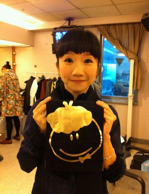 刘涛一对可爱儿女近照图片