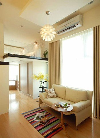 10平米左右小客厅的经典设计方案