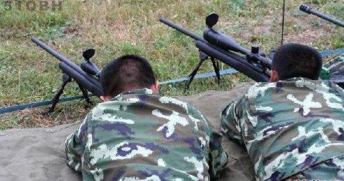 国公安部警字第722特种部队 武警特警学院图片