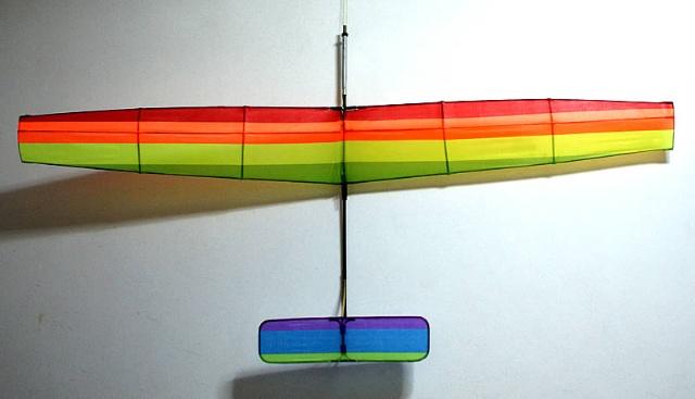 老张的飞机风筝