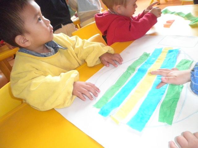 幼儿园中班美工区目标