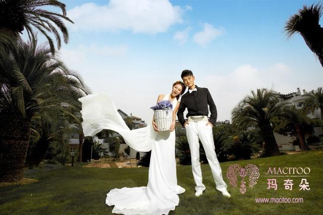 海结婚网,细说12星座该挑选的婚纱款式