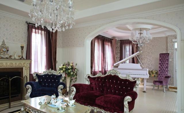 400平奢华雅致英式乡村别墅设计