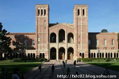 【美国大学介绍】加州大学洛杉矶分校