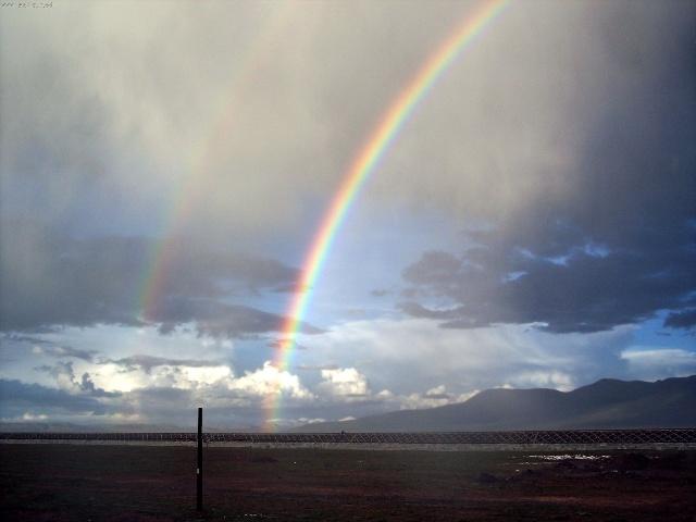 彩虹的眼泪歌谱