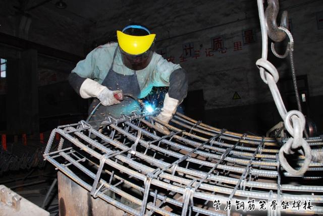 西二线钱塘江盾构管片生产任务圆满完成