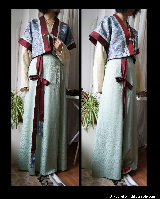 唐朝的服饰-含香凝瑞-搜狐博客