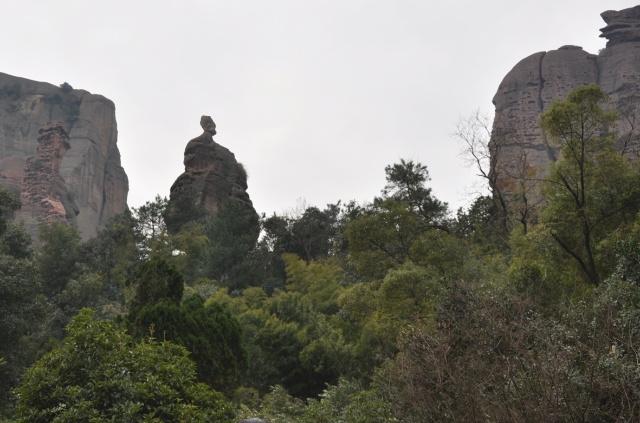 【丹奇之約】如畫的龜峰山風景區(江西行之二)